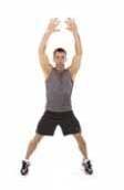 interval-training en circuit-jumping-jack-flash