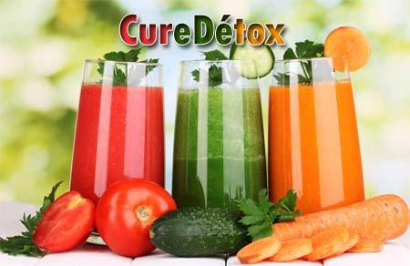 Cure detox detoxifier regenerer