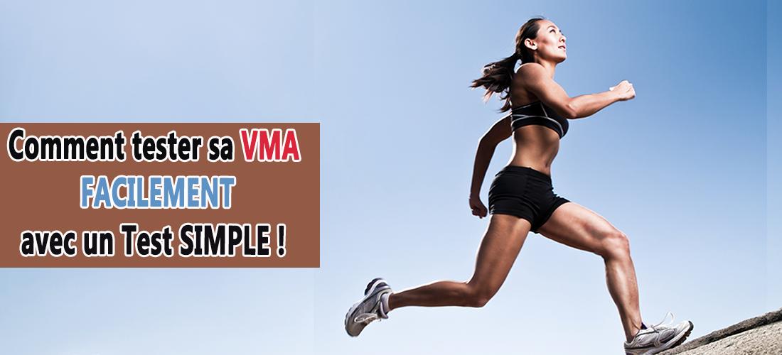 Comment tester sa VMA facilement avec un test simple