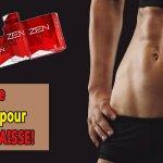 Zen-Shape - 3 nutriments pour booster la fonte des graisses