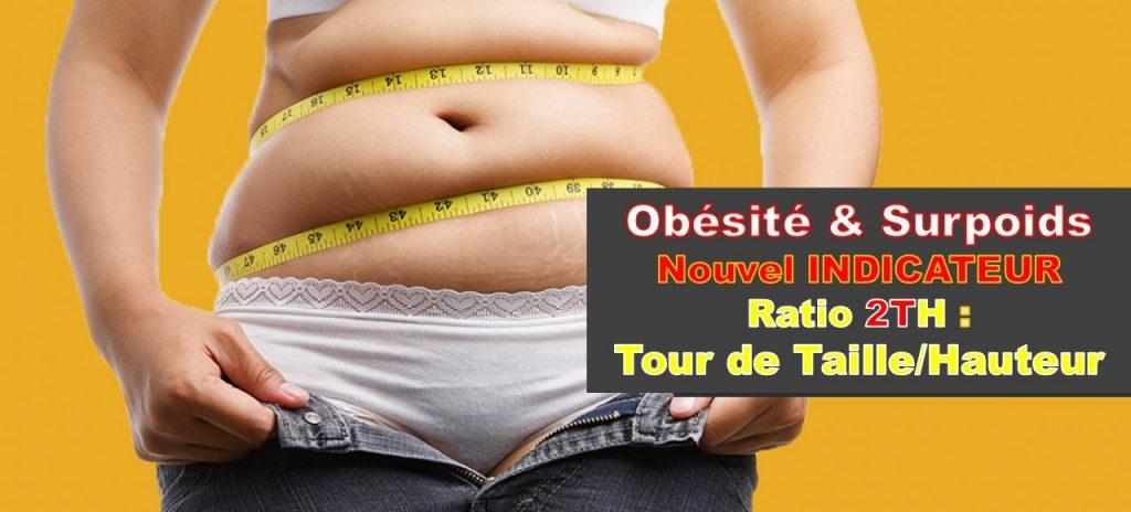 calculer votre ratio tour de taille hauteur obesite
